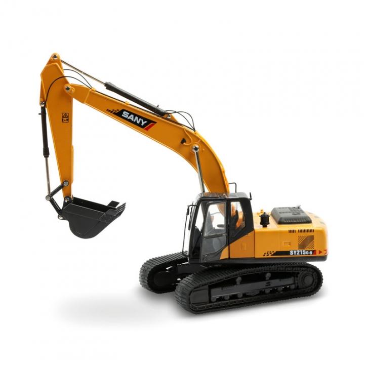 Excavator Model 1:35